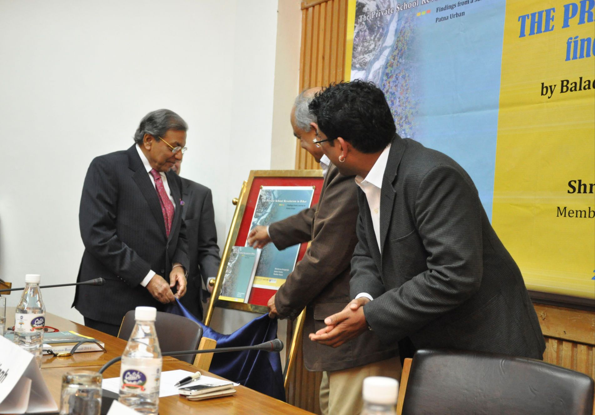 Report Launch at India Institute