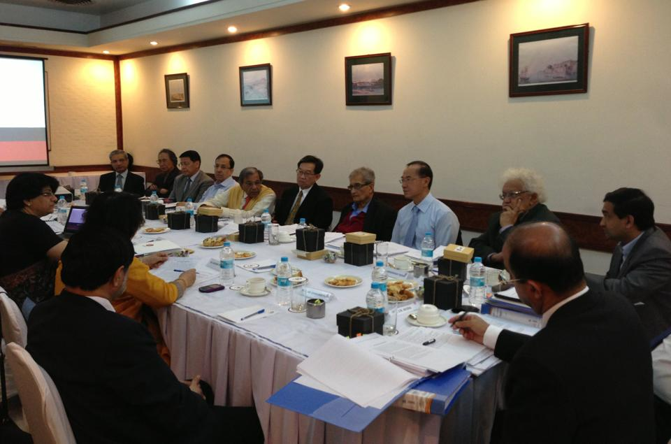 Meeting of Nalanda University Governing Board  February 2013