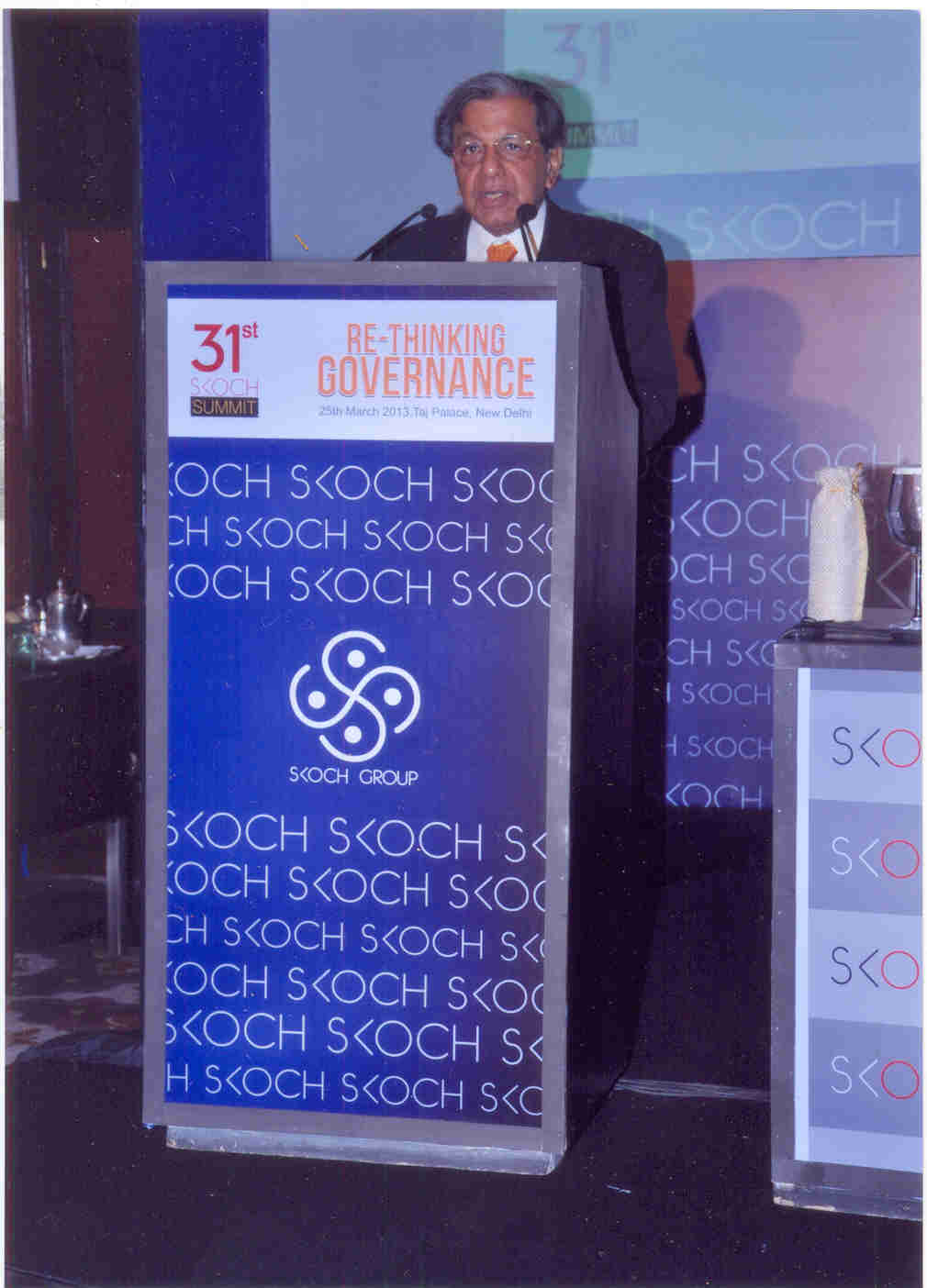 31st Skoch Summit on Rethinking Governance